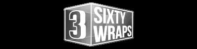 3sixtywraps Logo White
