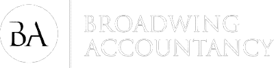 Broadwing Logo White